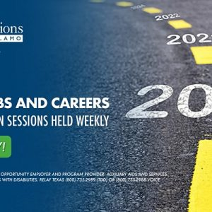 Workforce Solutions Alamo Discover Jobs Information Sessions