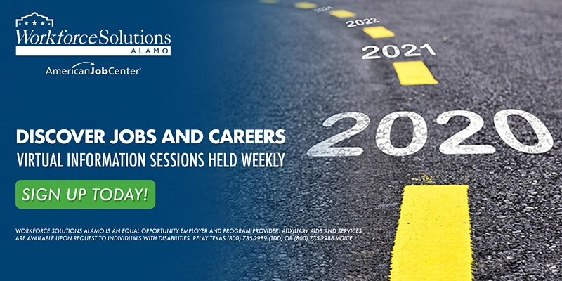Discover Jobs & Careers: WSA Info Session