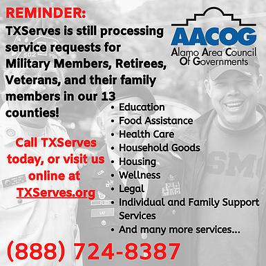 Veteran Family Services
